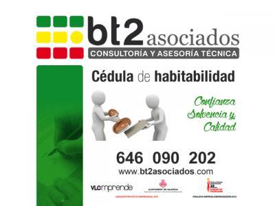 Cédula Habitabilidad Valencia